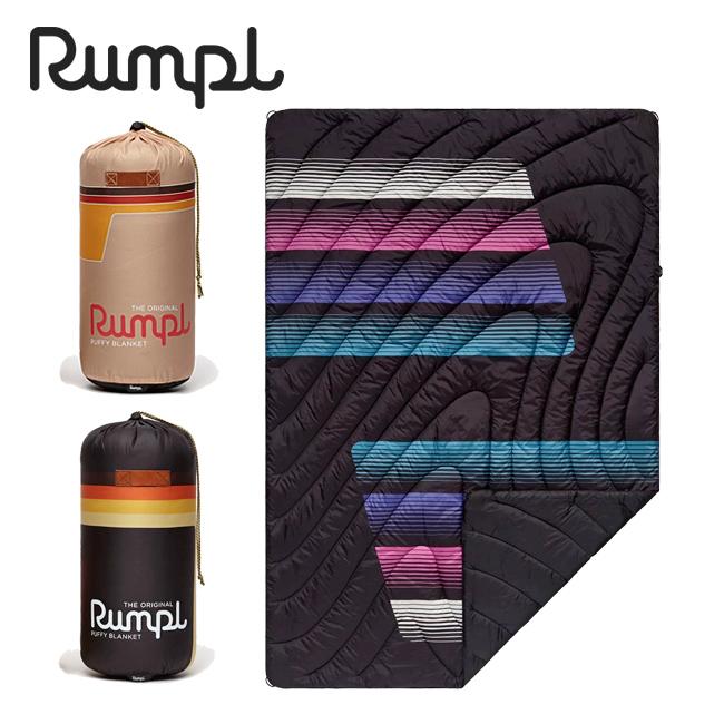 ● Rumpl ランプル ORIGINAL PUFFY BLANKET PRINTS 1 オリジナルパフィーブランケットプリント 3IP-RMP-193004 【アウトドア/キャンプ/掛け布団/車中泊/膝掛】