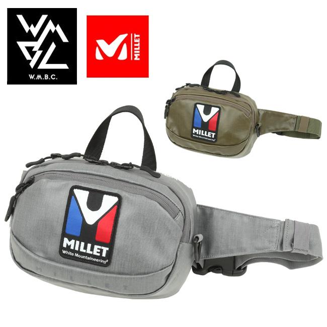 ● W.M.B.C ダブルエムビーシー WM×MILLET ミレー コラボ 2 WAY SHOULDER BAG ショルダーバッグ WM1973822