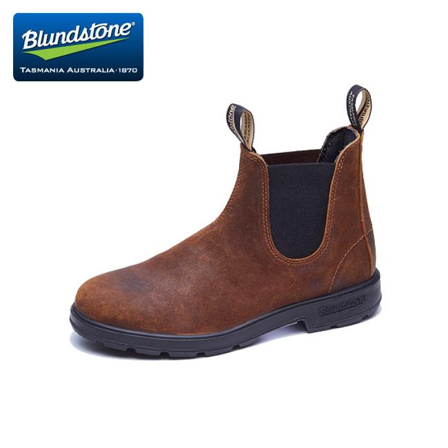 ● Blundstone ブランドストーン BS1911 Tobacco BS1911420 【ブーツ/サイドゴア/スウェード/アウトドア】