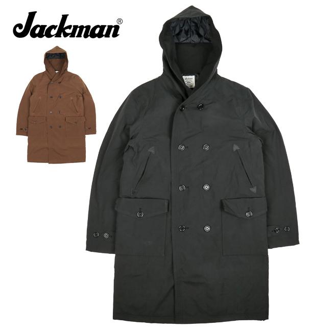 【エントリーでP10倍 7月26日1:59まで】● Jackman ジャックマン Spectator Coat スペクテーターコート JM8995 【メンズ/アウター/アウトドア/タウンユース】