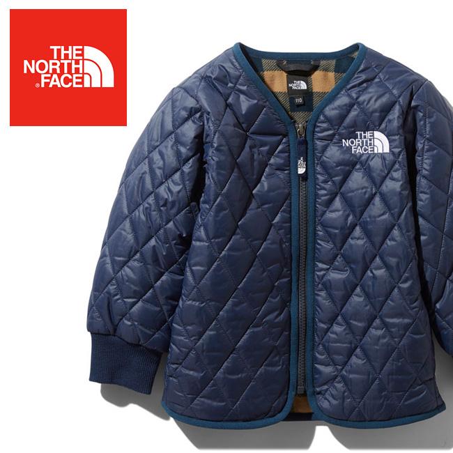 ● THE NORTH FACE ノースフェイス Quilting Jacket キルティングジャケット NYJ81946 【アウター/キッズ/子ども/アウター】
