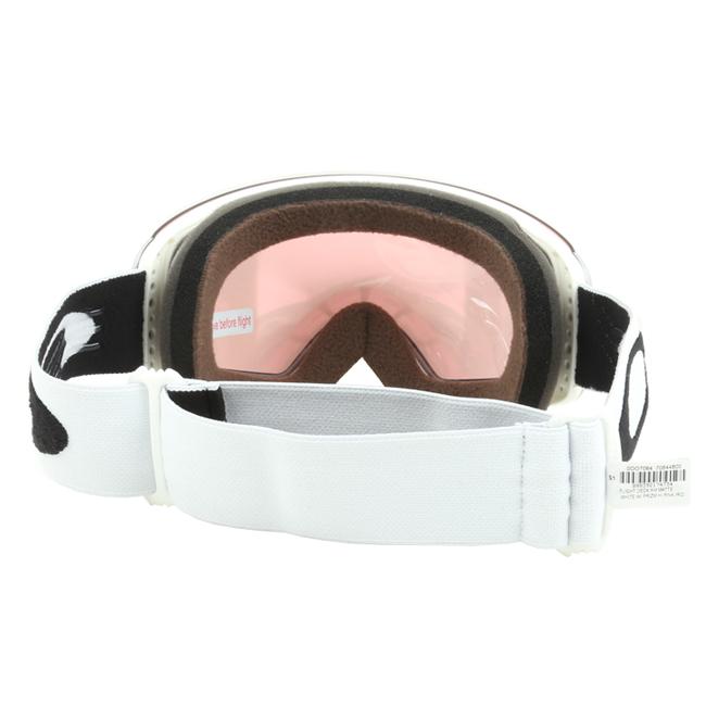 オークリー Flight Deck XM Matte White Prizm HI Pink Iridium oo7064-48 【日本正規品/スノーボード/スキー】 2020 OAKLEY ゴーグル