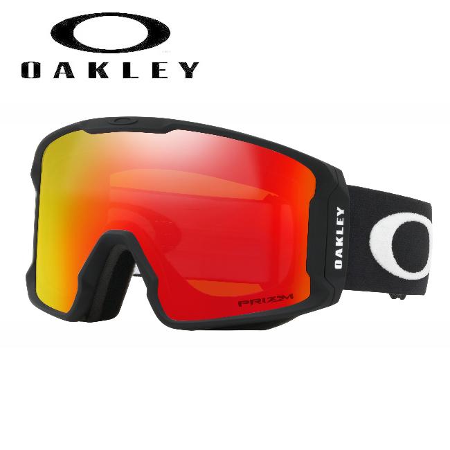 2020 OAKLEY オークリー Line Miner Matte Black Prizm Torch Iridium oo7070-02 ゴーグル 【日本正規品/スノーボード/スキー】