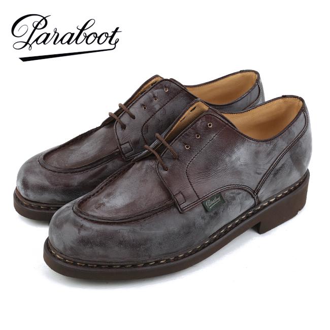 Paraboot パラブーツ CHAMBORD/TEX MARRON-LIS CAFE シャンボードテック 710707 【革/シューズ/メンズ/アウトドア】
