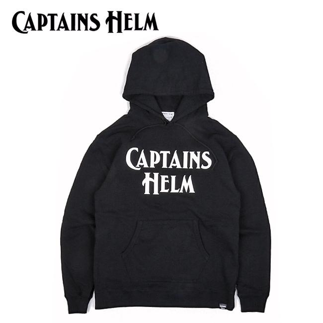 ● CAPTAINS HELM キャプテンズヘルム #BIG LOGO AUTHENTIC HOODIE ビッグロゴオーセンティックフーディ CH20-SS-T01 【メンズ/トップス/パーカー/フード/アウトドア】