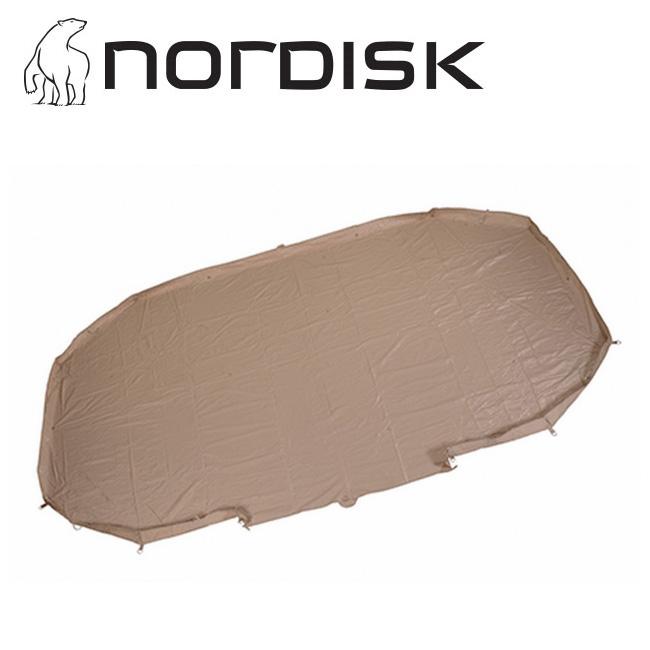 ● NORDISK ノルディスク Vanaheim 40 ZIF ジップインフロアー ヴァナヘイム 146015 【アウトドア/キャンプ/テント/マット】