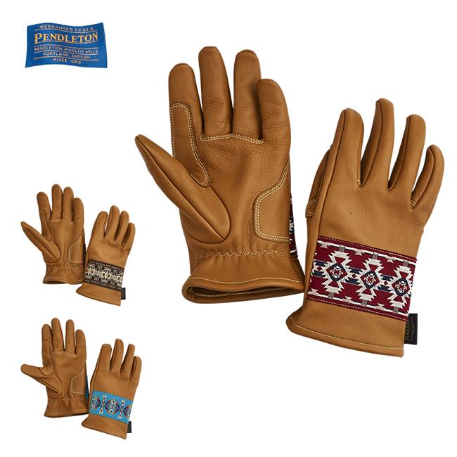 【エントリーでP5倍 6月11日1:59まで】●PENDLETON ペンドルトン Firewood Glove ファイヤーウッドグローブ TK001 19802111 【手袋/アウトドア】