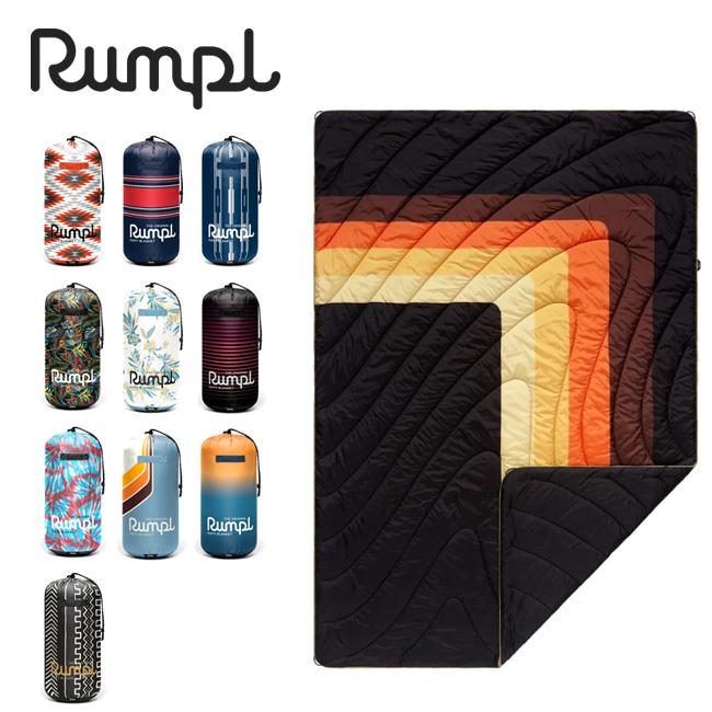 ● Rumpl ランプル ORIGINAL PUFFY BLANKET PRINTS 2 オリジナルパフィーブランケットプリント 3IP-RMP-201003 【アウトドア/キャンプ/掛け布団/車中泊/膝掛】