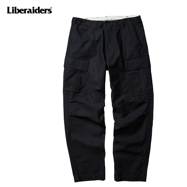 ●Liberaiders リべレイダース 6 POCKET ARMY PANTS ポケットアーミーパンツ 757012001 【ボトムス/ロングパンツ/カジュアル/アウトドア】