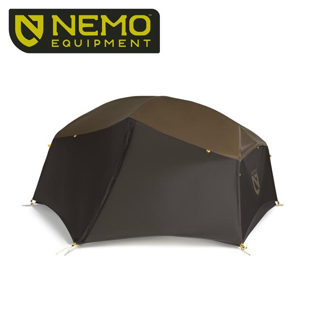●NEMO Equipment ニーモ・イクイップメント AURORA STORM 3P オーロラストーム NM-ARST-3P 【テント/アウトドア/キャンプ/防災】