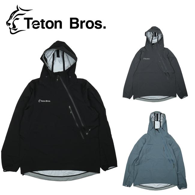 ●Teton Bros ティートンブロス Tsurugi Lite Jacket 2.0 ツルギライトジャケット 201-030 【ユニセックス/軽量/アウトドア】