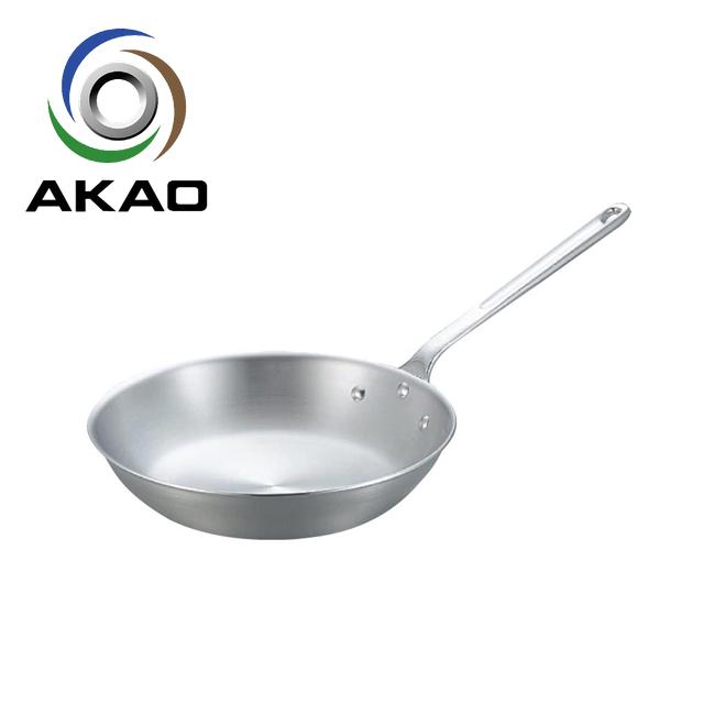 ●AKAO アカオ DONアルミフライパン 33cm 【調理/料理/クッキング/アウトドア】