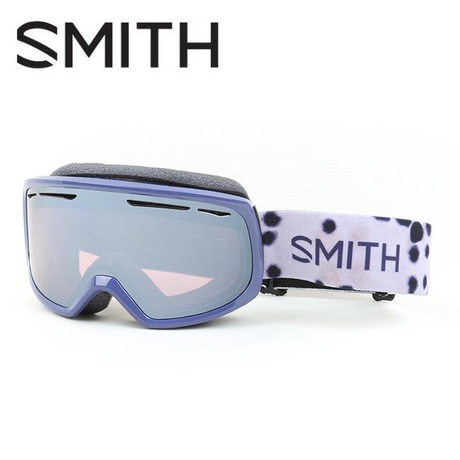 【スマホエントリー限定 P10倍 9月1日9:59まで】●2020 スミス SMITH OPTICS Drift Dusty Lilac Dots Ignitor Mirror 10260141 【ゴーグル/日本正規品/ジャパンフィット/アジアンフィット/ウィメンズ】