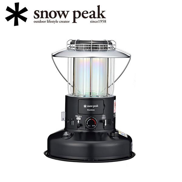 ● 【スノーピーク/snow peak】 ストーブ/スノーピーク レインボーストーブ ブラック/KH-001BK 【SP-STOV】【LITE】 お買い得!
