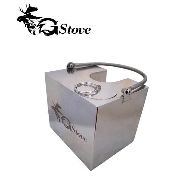 【G-Stove/ジーストーブ】 G-Stoveパーツ G-Stove専用ウォーターヒーター(ウォータータンク) 【BBQ】【GLIL】 お買い得! 【highball】
