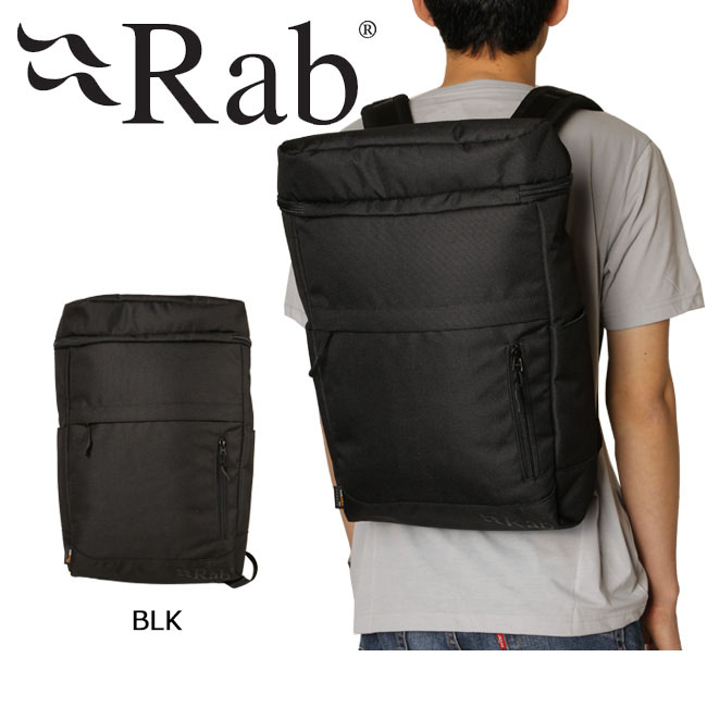RAB/ラブ バックパック Urban Container-Pack BLK RAJ-01【即日発送】