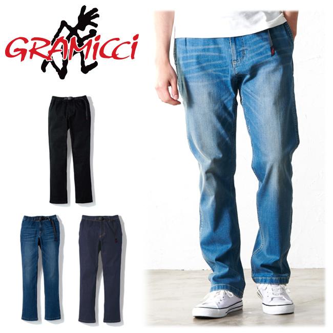 ● グラミチ GRAMICCI DENIM NN-PANTS デニムNNパンツ 0816-DEJ 【服】 クライミングパンツ ロングパンツ アウトドア スリムストレッチ メンズ