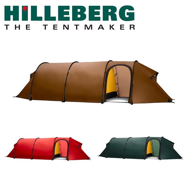 【スマホエントリー限定 P10倍 9月1日9:59まで】● HILLEBERG ヒルバーグ テント トンネル型 3人用 アウトドア キャンプ ケロン3 GT 12770011 【TENTARP】【TENT】