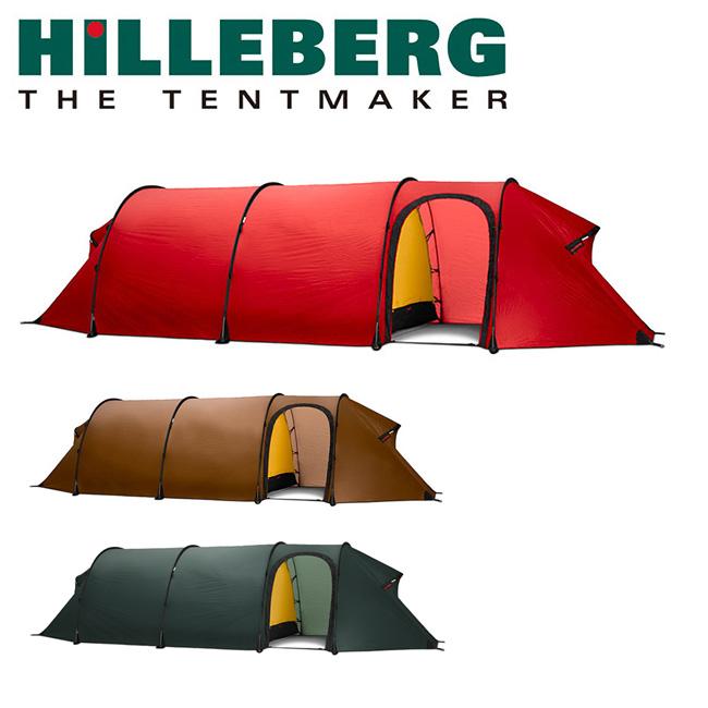 HILLEBERG ヒルバーグ テント トンネル型 アウトドア オールシーズン Keron4 GT 12770013 【TENTARP】【TENT】