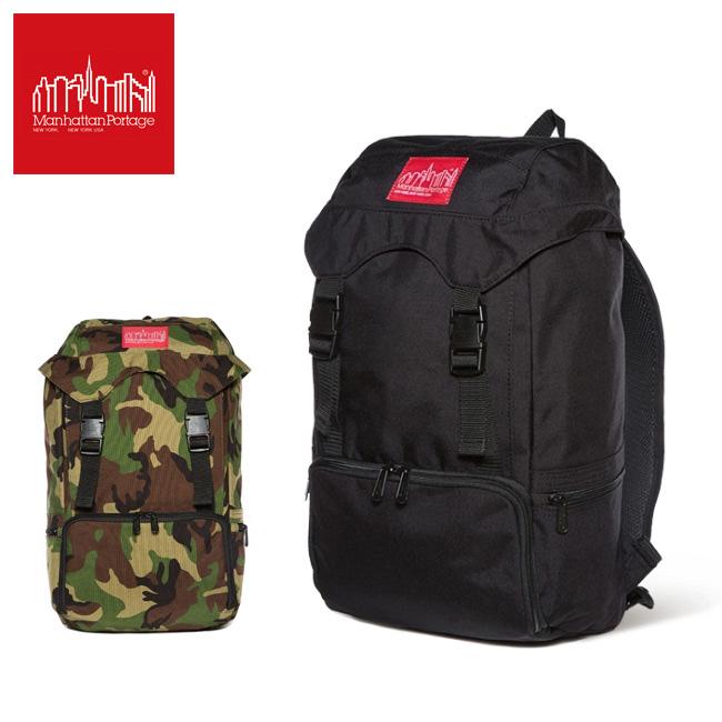 【日本正規品】 マンハッタンポーテージManhattanPortage Hiker Backpack JR MP2123 【カバン】 バックパック リュック |通勤|通学|ファッション|人気|おしゃれ|メンズ|レディース| お買い得!【即日発送】