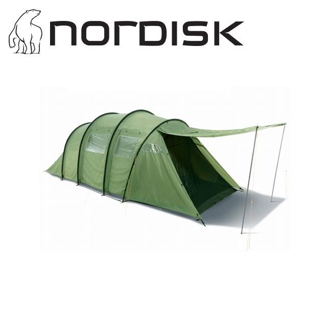 【ノルディスク/NORDISK】 Reisa 6(レイサ 6) テント ツールーム型 6人用 キャンプ アウトドア Dusty Green 【TENTARP】【TENT】 お買い得!【即日発送】