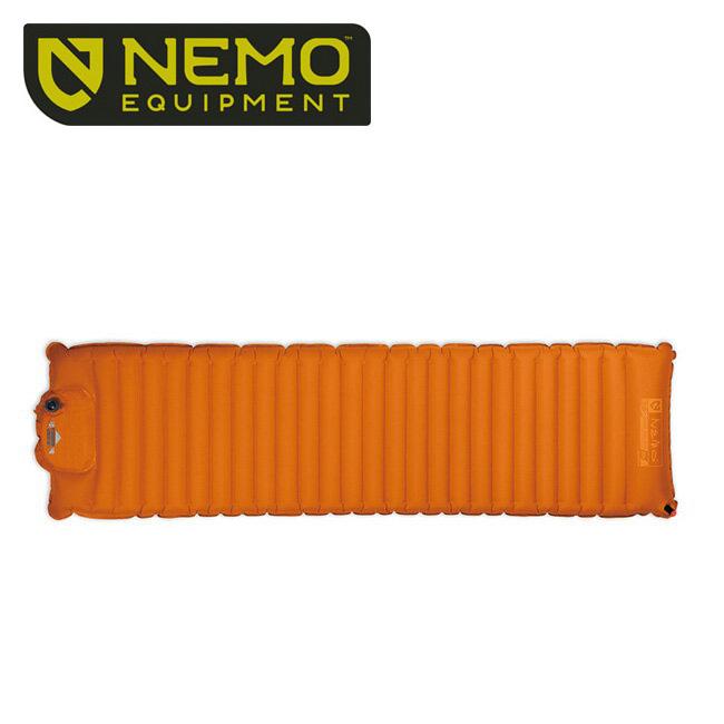 【NEMO Equipment/ニーモ・イクイップメント】 COSMO INSULATED 20R(コズモ インシュレーテッド20R) NM-CSMI-20R 【SLEP】 アウトドア寝具 スリーピングパッド キャンプ お買い得!【即日発送】