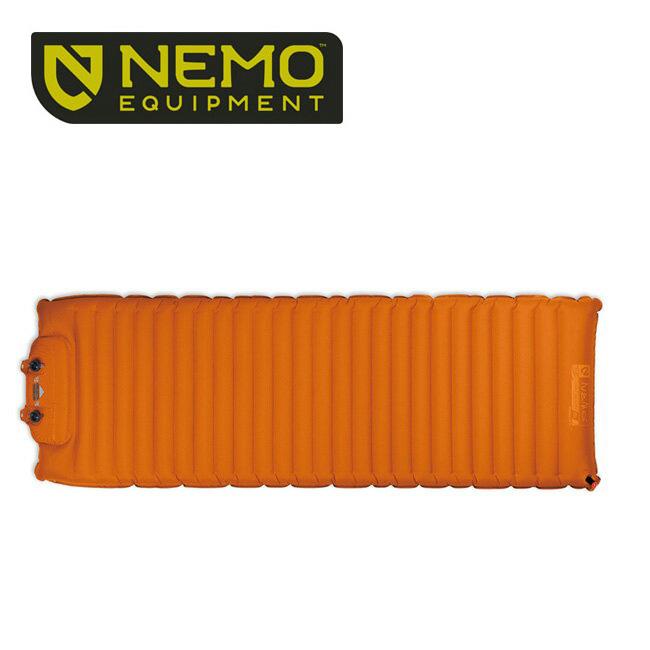 【NEMO Equipment/ニーモ・イクイップメント】 COSMO INSULATED 25L(コズモ インシュレーテッド25L) NM-CSMI-25L 【SLEP】 アウトドア寝具 スリーピングパッド キャンプ お買い得!【即日発送】