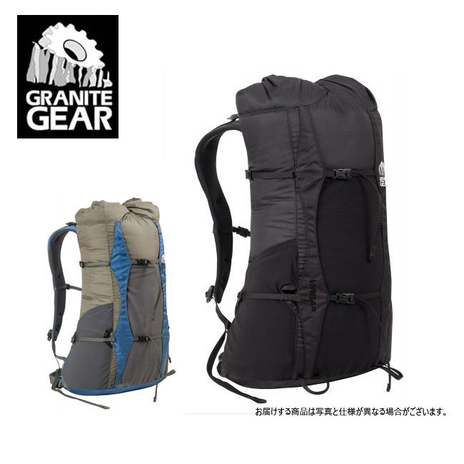 GRANITE GEAR グラナイトギア バックパック VIRGATE 26(VIRGA 26)ヴァーゲイト(ヴァーガ26) 2211200074 【カバン】バックパック デイパック アウトドア キャンプ トラベル 旅行 登山 【highball】