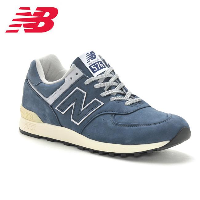 ニューバランス new balance スニーカー M576 NNV NAVY メンズ 日本正規品 【靴】 Made in England UK 英国製 スニーカー ワイズD 【送料無料】【即日発送】