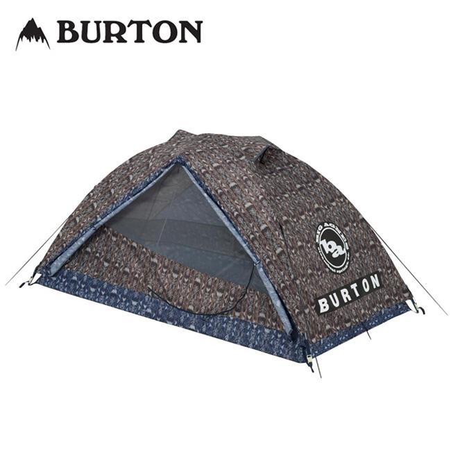 BURTON バートン キャンプ テント Blacktail 2 Tent Guatikat Print 14541104265 【TENTARP】【TENT】 アウトドア キャンプ 2人用テント【即日発送】