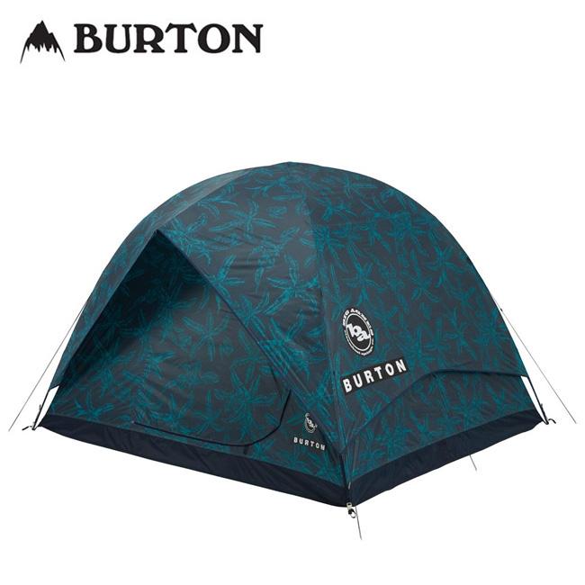 BURTON バートン キャンプ テント Rabbit Ears 6 Tent Tropical Print 16702101444 【TENTARP】【TENT】 アウトドア キャンプ 大型テント 【highball】