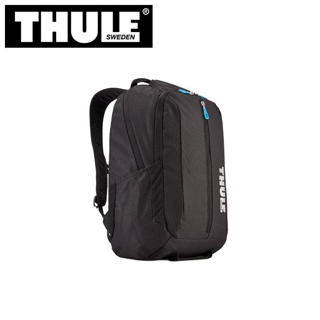 Thule スーリー Crossover Backpack 25L TCBP-317 【カバン】 バックパック ノートパソコン用 デイパック ビジネス 通勤 通学【即日発送】