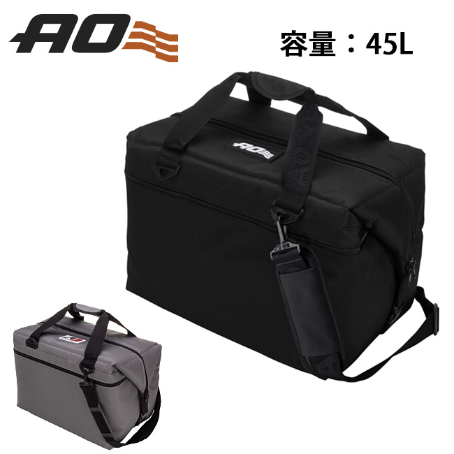 AO Coolers エーオー クーラーズ クーラーバック 48 パック キャンパス ソフトクーラー AO48BK/CH/NB/RD/RB 【ZAKK】クーラーボックス 保冷バック アウトドア キャンプ【即日発送】