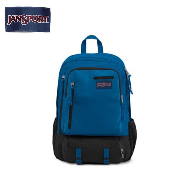 ジャンスポーツ jansport ENVOY(アンボイ) Stellar Blue Triangle Dobby T45G3D7 【カバン】 リュック バックパック デイパック【即日発送】