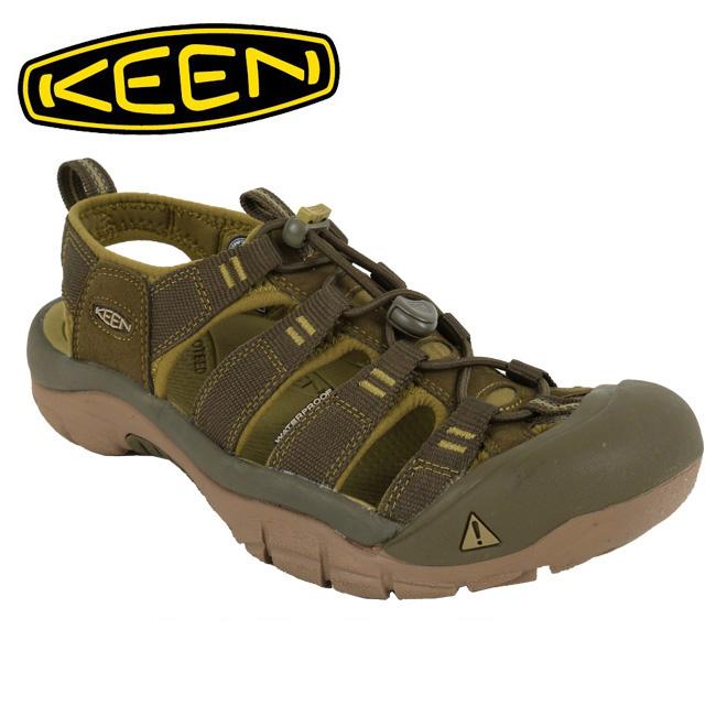 キーン KEEN サンダル 限定カラー NEWPORT H2 ニューポート H2 Dark Olive/Green Moss 1017343 【靴】メンズ カジュアル アウトドア 海 ウォータースポーツ 【highball】