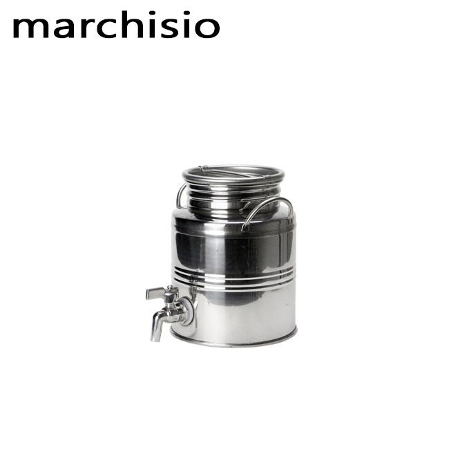 marchisio マルキジオ Oil Drum オイルドラム(3L) 322603 【雑貨】 ディスペンサー ウォーターディスペンサー ウォータージャグ アウトドア イベント ウォーターサーバー キャンプ 【highball】