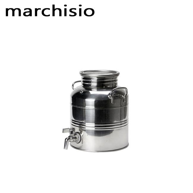 marchisio マルキジオ Oil Drum オイルドラム(5L) 322605 【雑貨】 ディスペンサー ウォーターディスペンサー ウォータージャグ アウトドア イベント ウォーターサーバー キャンプ【即日発送】