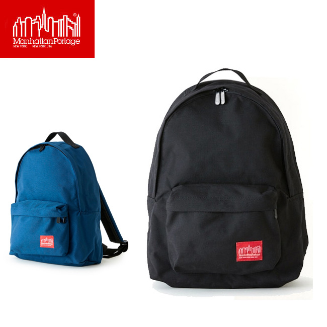 【日本正規品】 マンハッタンポーテージ ManhattanPortage バックパック Big Apple Backpack JR MP1210JR 【カバン】|通勤|通学|ファッション|人気|おしゃれ|メンズ|レディース|【即日発送】