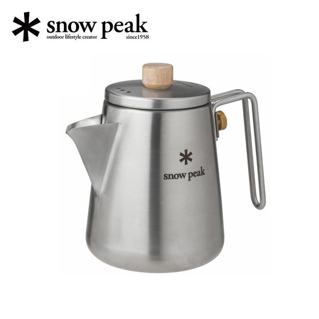 スノーピーク (snow peak) ケトル フィールドバリスタ ケトル CS-115 【SP-COOK】コーヒー やかん キャンプ【即日発送】