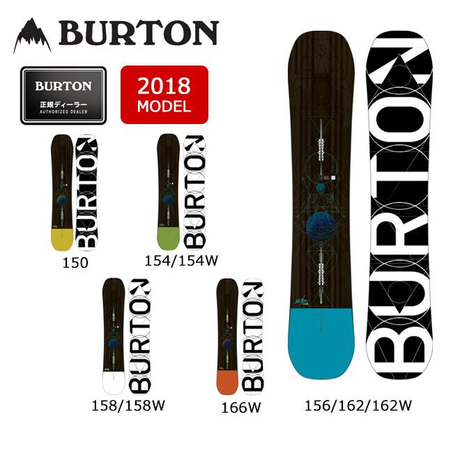 2018 BURTON バートン スノーボード 板 カスタム フライング V CUSTOM FLYING V 【板】 MENS メンズ【即日発送】