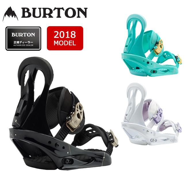 2018 BURTON バートン ビンディング CITIZEN Re:Flex シチズン 【ビンディング】WOMENS レディース【即日発送】
