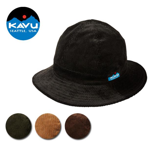 KAVU/カブー ハット サファリハット(コーディロイ) Safali Hat (Cord) 19820740 メンズ コーディロイ