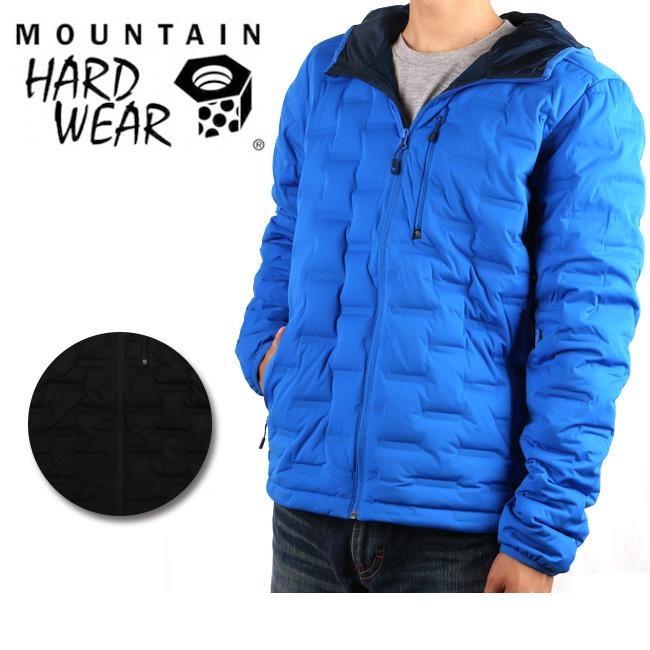 MOUNTAIN HARDWEAR / マウンテンハードウェア ストレッチダウン DS フーデッドジャケット StretchDown DS Hooded Jacket OM0752 ファッション アウトドア おしゃれ