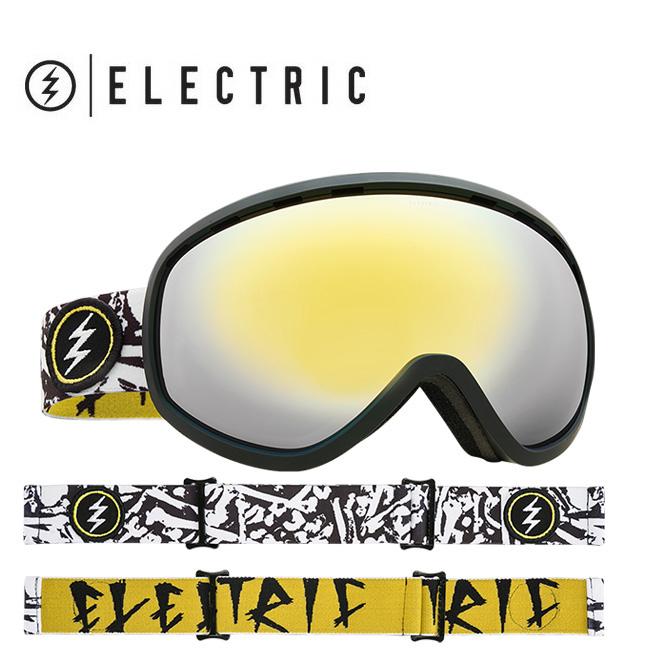 2018 ELECTRIC エレクトリック MASHER BONES BROSE/GOLD CHROME CONTRAST EG7217301 【ゴーグル】アジアンフィット【即日発送】