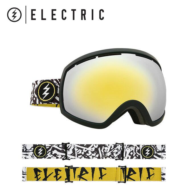 2018 ELECTRIC エレクトリック EG2 BONES BROSE/GOLD CHROME CONTRAST EG5517301 【ゴーグル】アジアンフィット【即日発送】