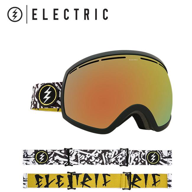 2018 ELECTRIC エレクトリック EG2 BONES GREY/RED CHROME JP EG5517301 【ゴーグル】アジアンフィット【即日発送】