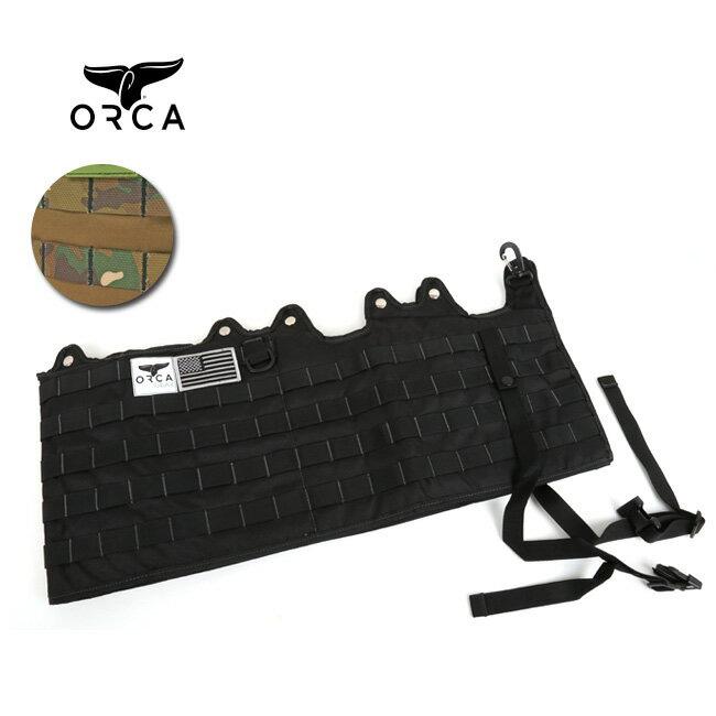 ORCA オルカ カスタマイズホルダー 40 Quart Molle Wrap 【ZAKK】クーラーBOX グッズ バーベキュー アウトドア【即日発送】