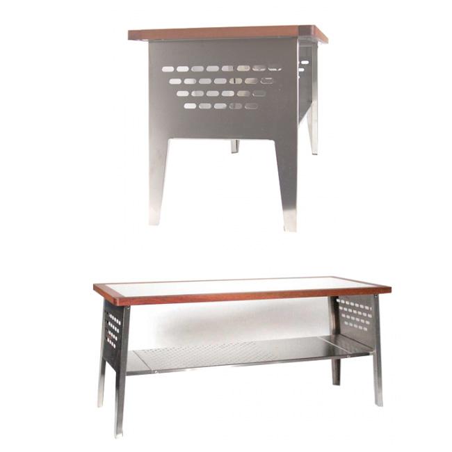 笑's 調理台 焚き火調理台700re SHO-046-02 アウトドア キャンプ テーブル