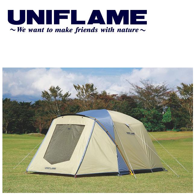 2018年限定商品 ユニフレーム UNIFLAME テント REVOドーム5 スタートセット 681022 【TENTARP】【TENT】【UNI-TENT】ドームテント アウトドア キャンプ【即日発送】