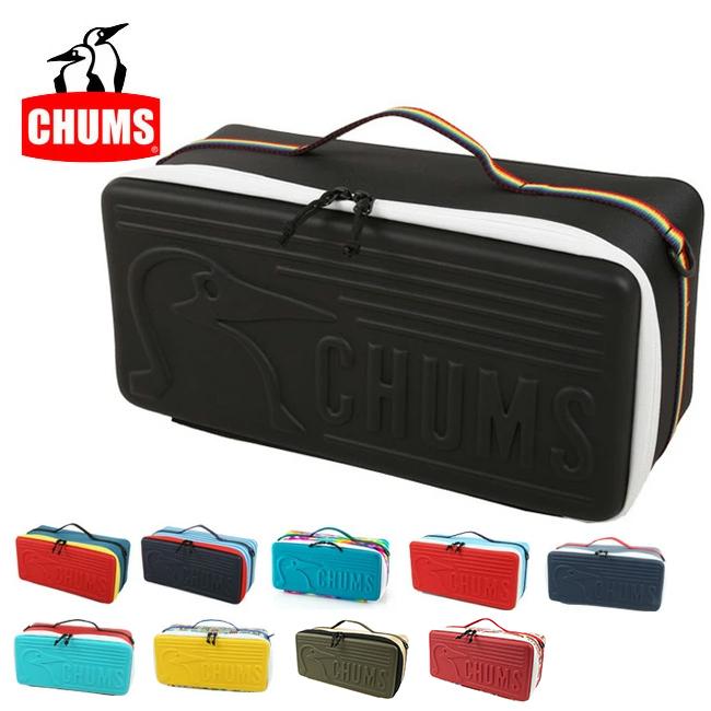 CHUMS チャムス正規品 CHUMS-BAG チャムス マルチケース Booby Multi ショッピング 通販 Hard Case ブービーマルチハードケースL キャンプ CH62-1206 アウトドア 収納 L ケース バッグ カバン